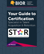 Certification Scheme for In-House Recruiters