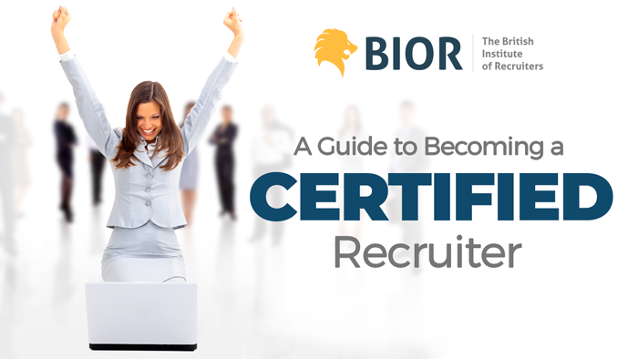 Become a certified recruiter