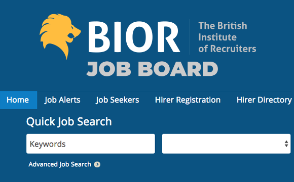 BIOR Job Board