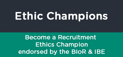 Recruitement Ethics Champion